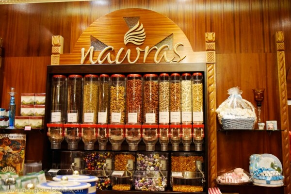 Nawras - shop for chocolates and delights - London
