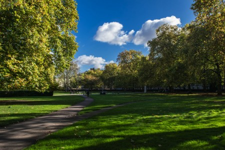 Grosvenor Square - Mayfair Tour - London