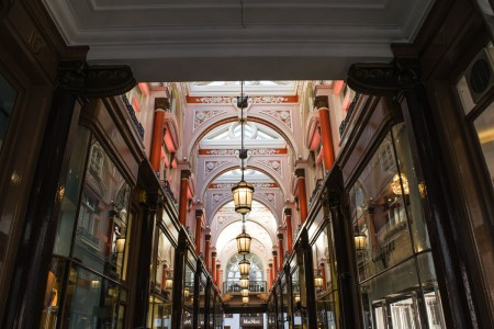 Royal Arcade - Albemarle Street - Mayfair - London