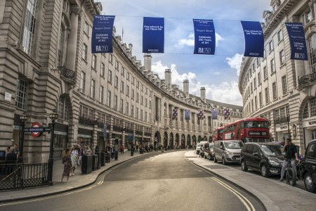 Regent Street - Private Tour of London - Soho and Covent Garden