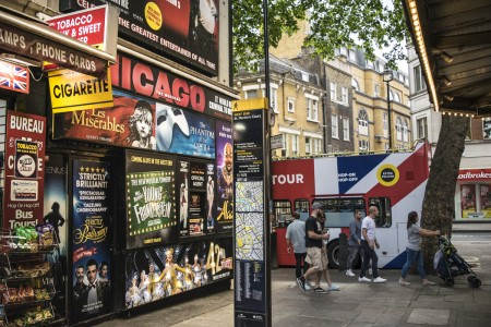 Soho and Covent Garden Theatre Tickets - Private Tour